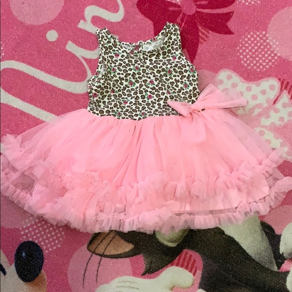 93bbc8311 Mud Pie Dresses | Mudpie Pink Tutu Dress 24m2t | Poshmark
